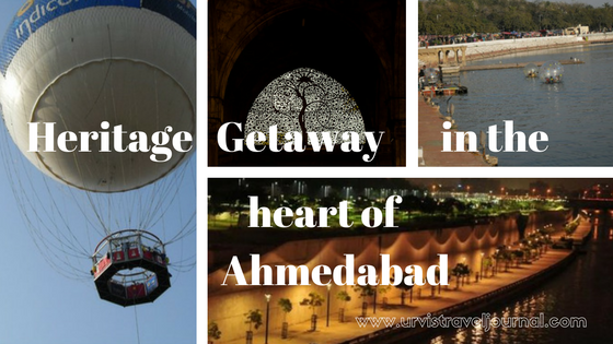 Heritage getaway in the heart of Ahmedabad City