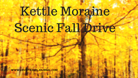 Kettle moraine scenic fall color drive
