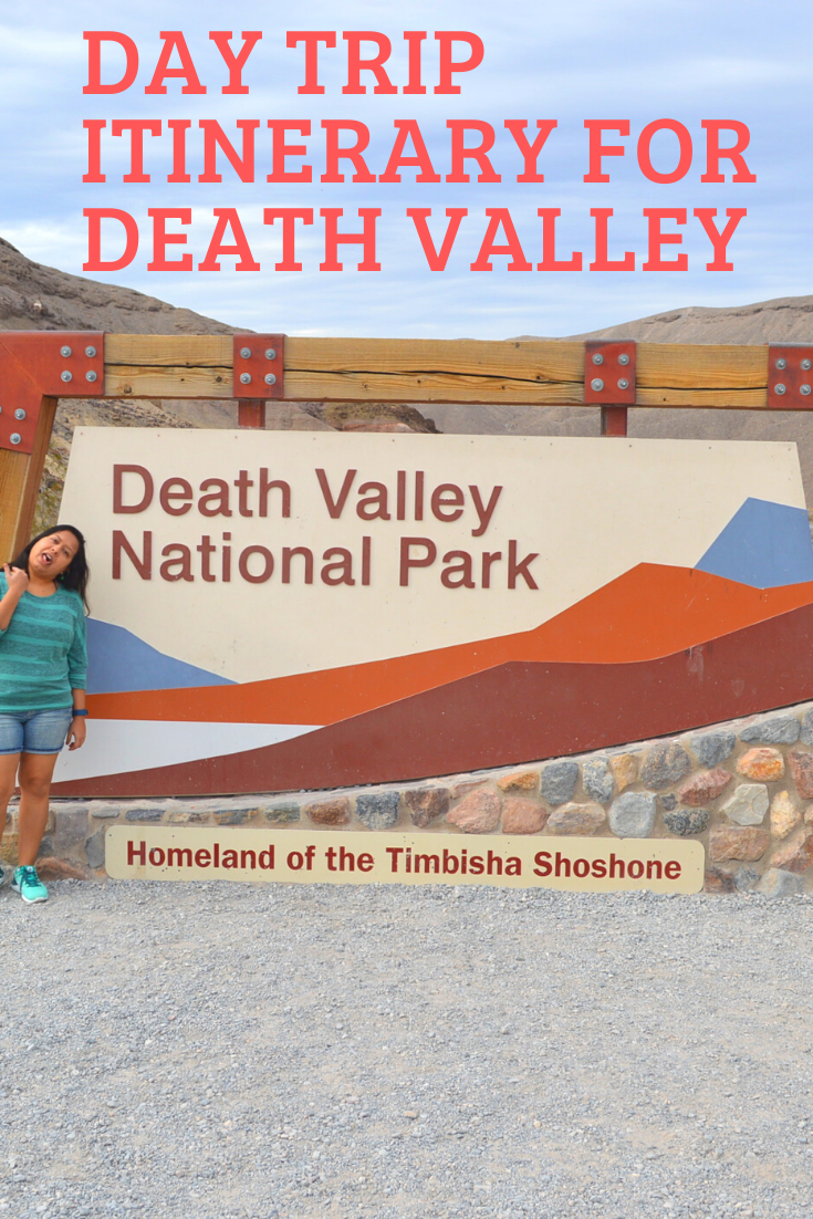 things to do in Death valley california