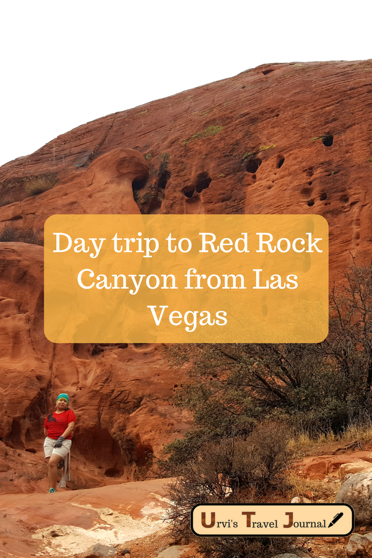 Day trip to Red Rock Canyon from Las Vegas