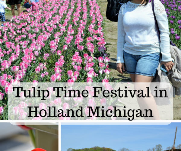 Tulip Time Festival in Holland Michigan