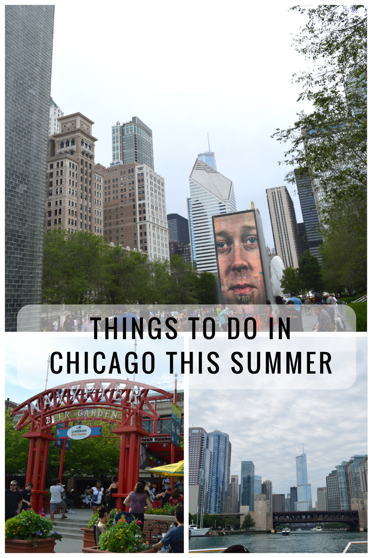 Things to do in Chicago this Summer