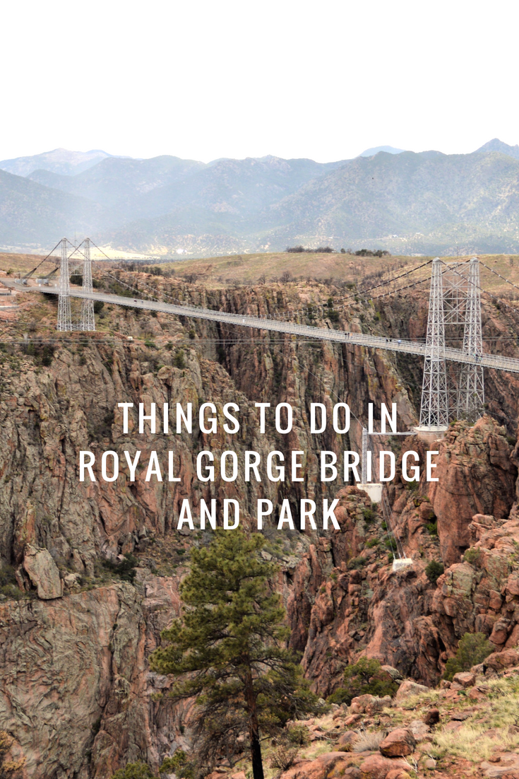Things to do in Royal Gorge Bridge and Park