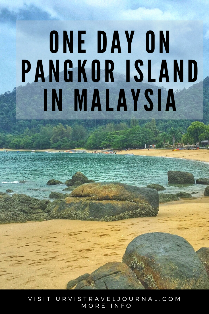 Things to do in Pangkor Island