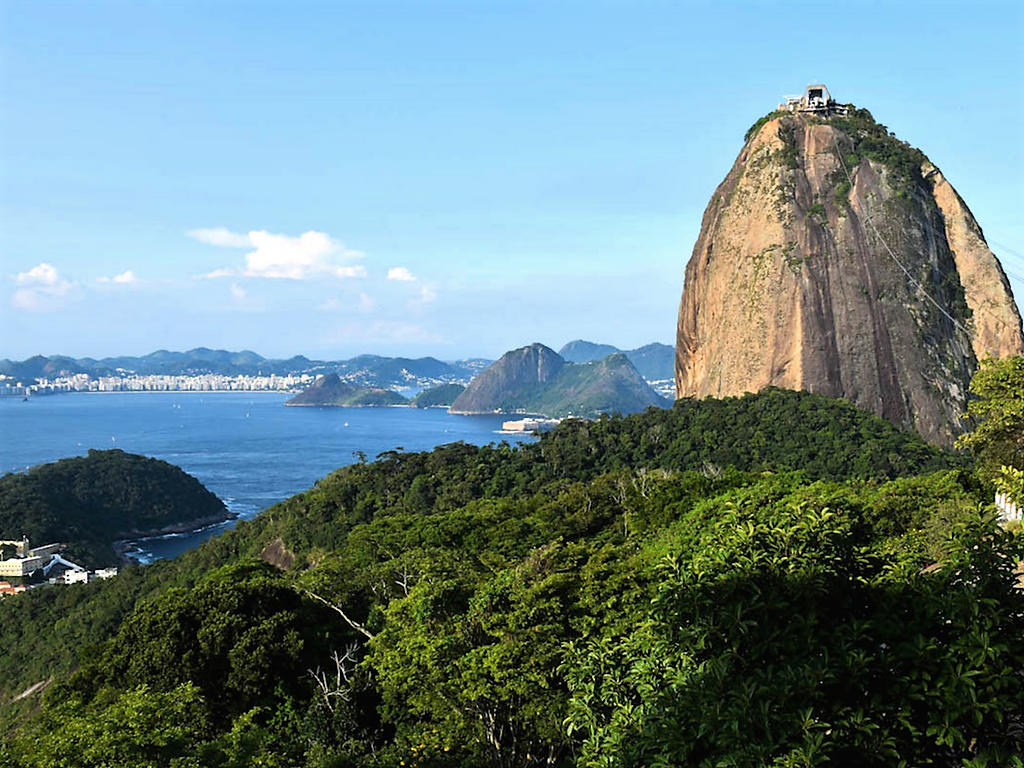 One day in Rio De Janeiro