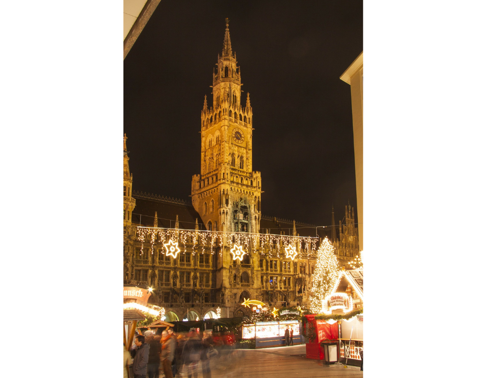 Enjoy Christmas in Munich by Cate from International Desserts