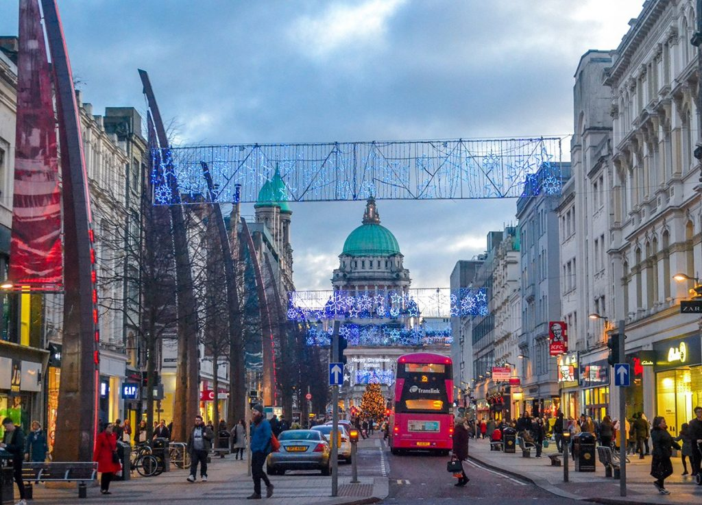Enjoy Christmas in Belfast by Allan from live less ordinary