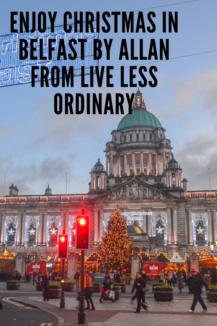 Things to do in Belfast during christmas