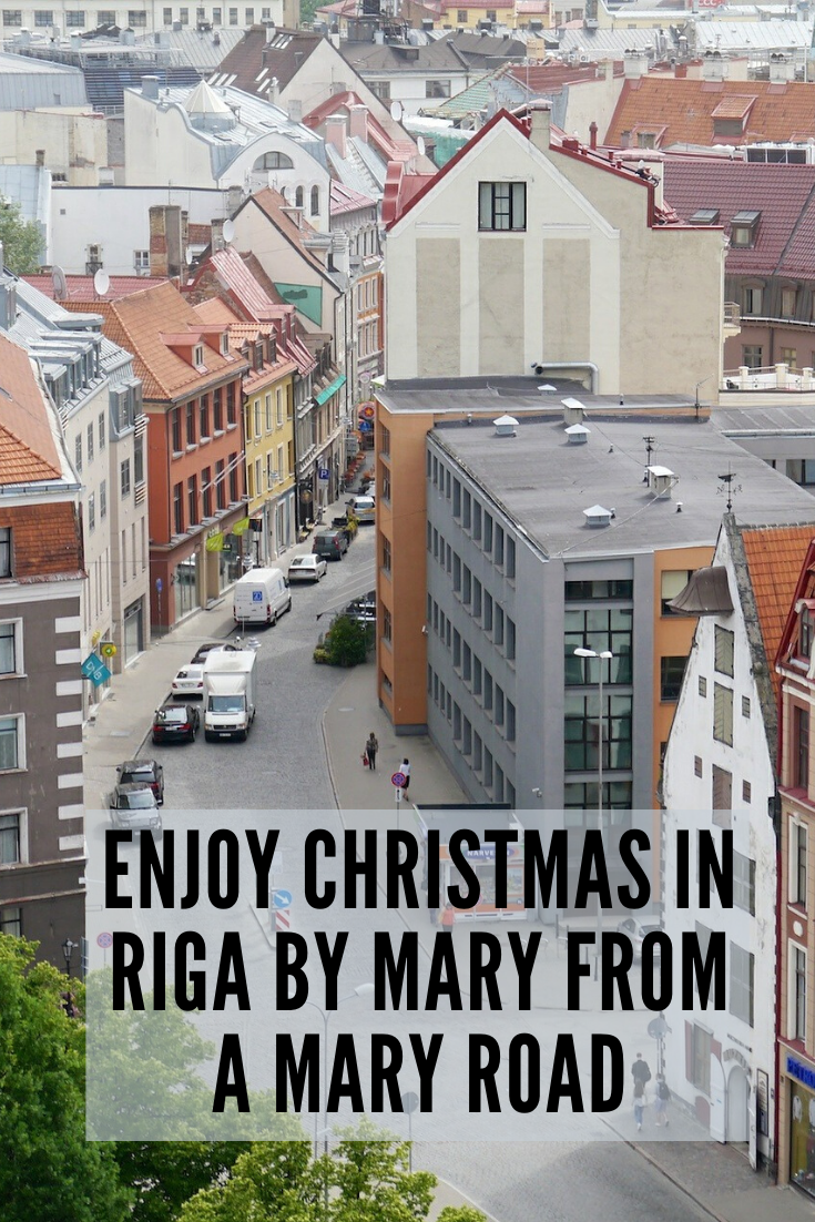 Things to do in Riga during Christmas