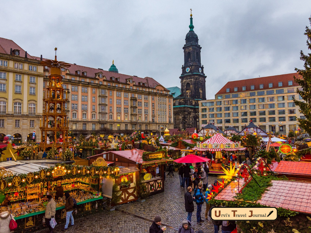 Enjoy Christmas in Dresden by Alex from Swedish nomad