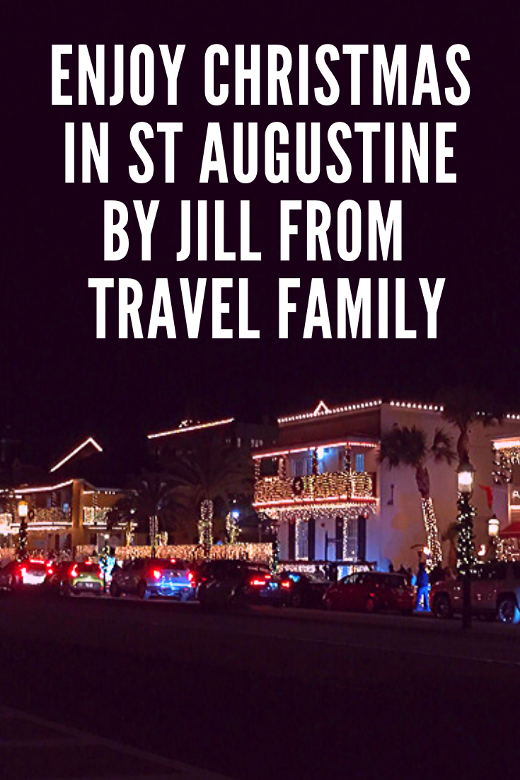 Things to do in St Augustine during christmas