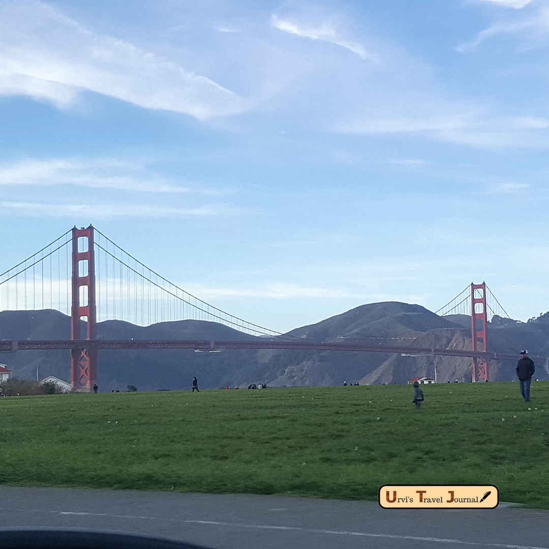 Best spots to view Golden Gate Bridge