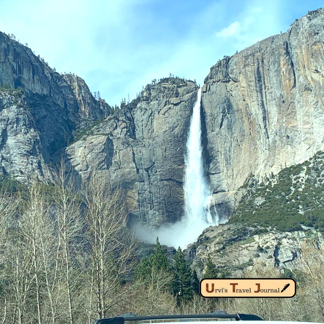 Hiking at Yosemite National Park