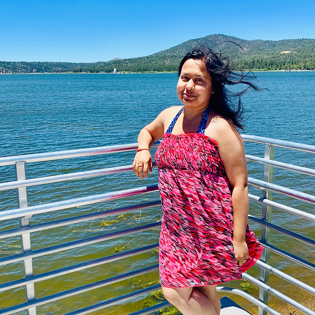 Day trip to Big Bear Lake in Summer