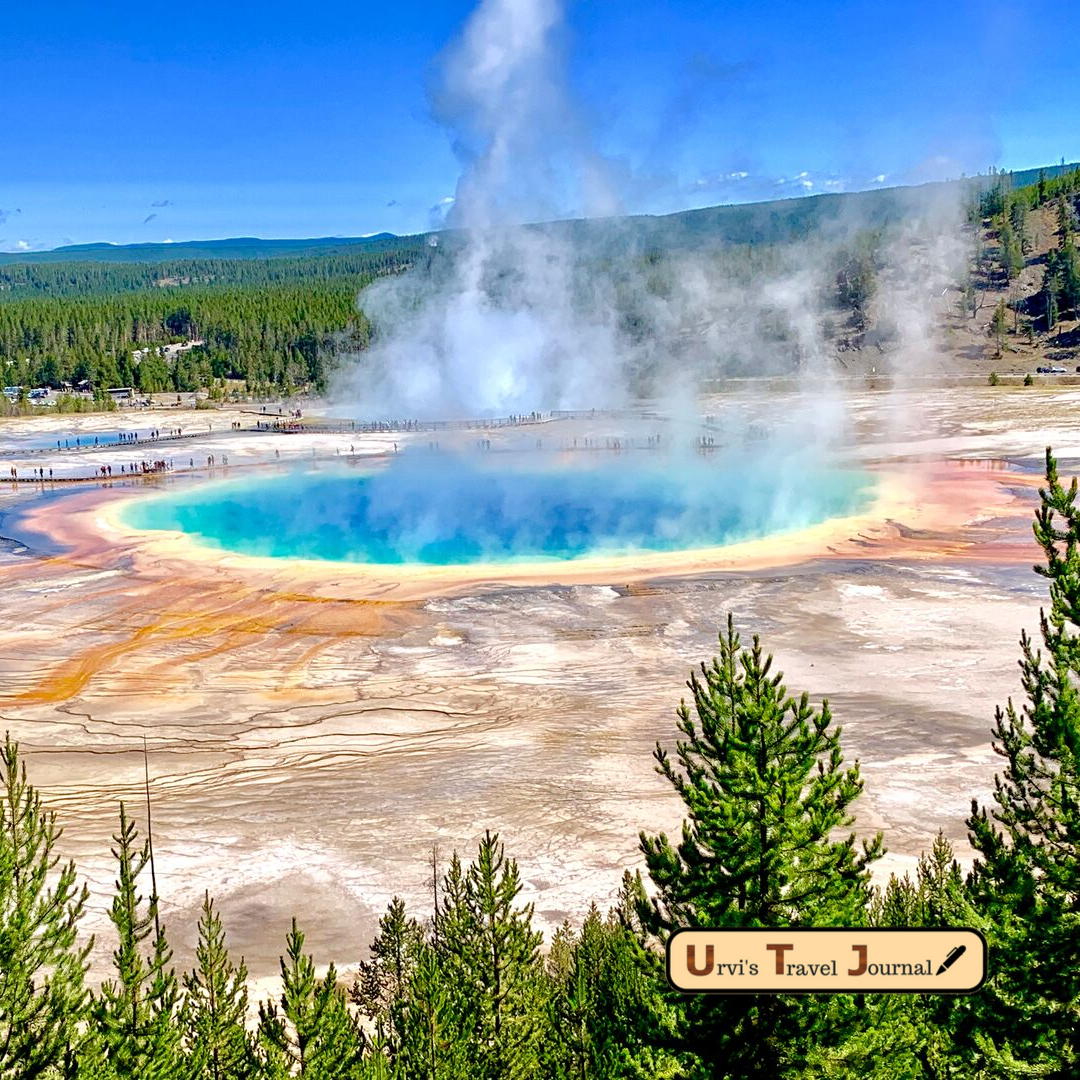 Best thing to do in Yellowstone