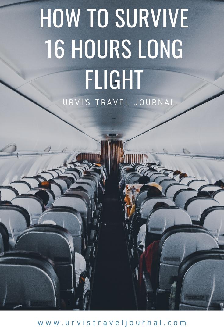 things to do in long haul flight