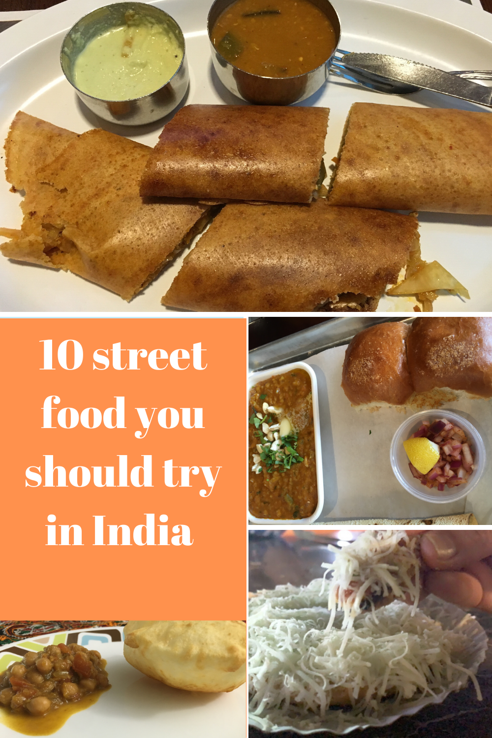 Must try this street foods during your india trip