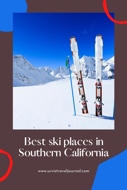 Ski in SoCal